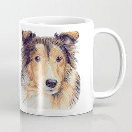 Shetland sheepdog - sheltie Coffee Mug