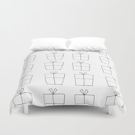You Are In This World So Let's Celebrate Everyday Duvet Cover