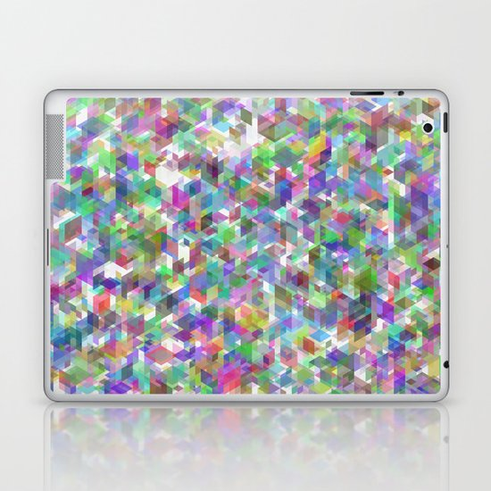 Panelscape - #1 society6 custom generation Laptop & iPad Skin