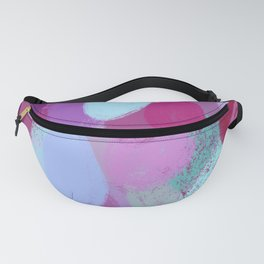 Too inspired to be tired - inspiration and pattern. Fanny Pack