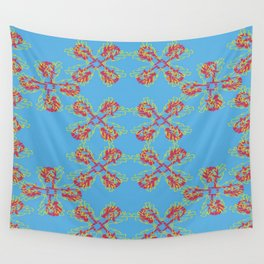 Elephant Cemetery  Wall Tapestry