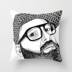FULL MANO Throw Pillow