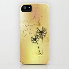 Pusteblumen - Dandelions Slim Case iPhone SE