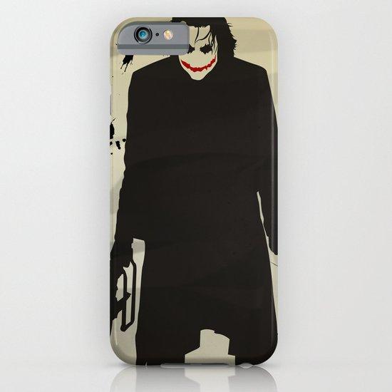 The Dark Knight: Joker iPhone & iPod Case