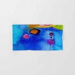 Magical Thinking No. 2C by Kathy Morton Stanion Hand & Bath Towel