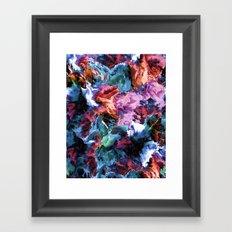 Basal Ganglia Framed Art Print
