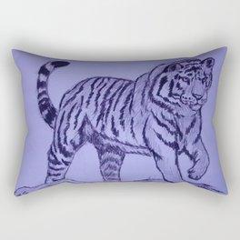 Tigar 2 Rectangular Pillow