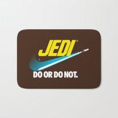 Brand Wars: Jedi - blue lightsaber Bath Mat