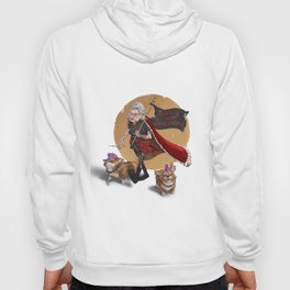God save the Queen Hoody