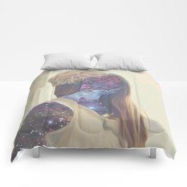 Galaxy Girl Comforters