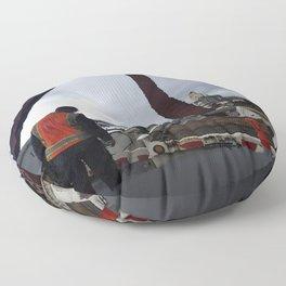 Ants Floor Pillow