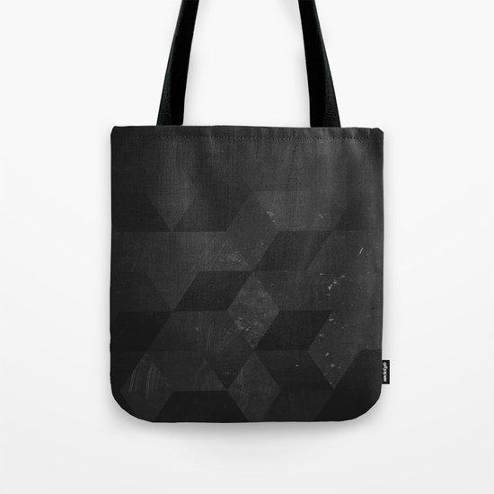 Fade to Black Tote Bag