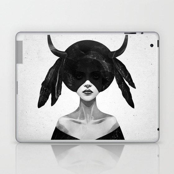 The Mound II Laptop & iPad Skin
