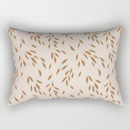FALLING LEAVES Rectangular Pillow