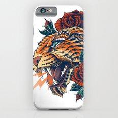 Ornate Leopard (Color Version) Slim Case iPhone 6