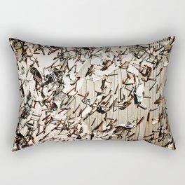 Your Ad Here Rectangular Pillow