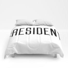 President Comforters
