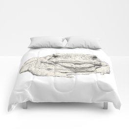 Toad Face Comforters