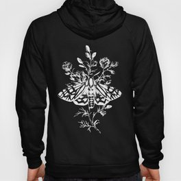 butterfly black Hoody