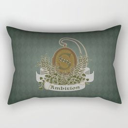 Locket of Ambition Rectangular Pillow