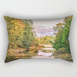 Parrott's Bay Rectangular Pillow