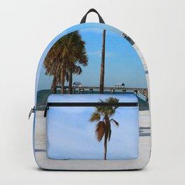 A Florida Winterday Backpack