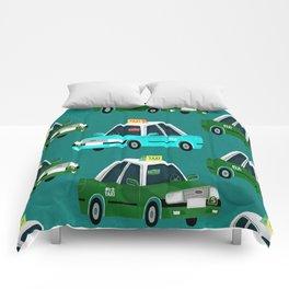 Lantau Taxi Comforters