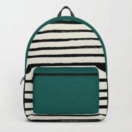 Jungle x Stripes Backpack