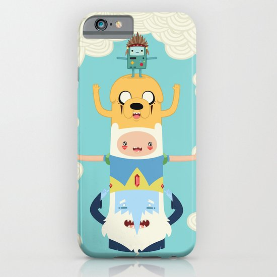 Adventure Totem iPhone & iPod Case