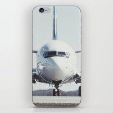 Taxiing to the Gate iPhone & iPod Skin