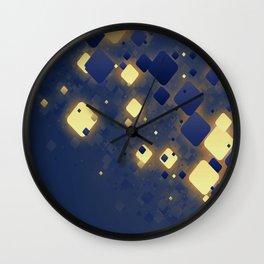 Data Skys Wall Clock