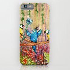Jungle Birds iPhone 6s Slim Case