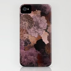 FLORAL FUN iPhone (4, 4s) Slim Case