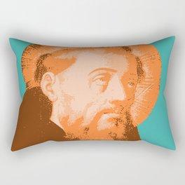 Saint Augustine Rectangular Pillow