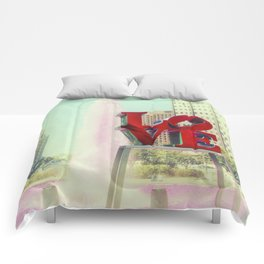 Philly Love Comforters