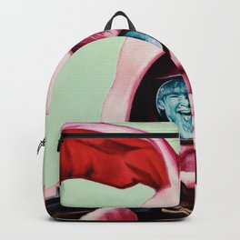 I'll shoot your eyes out Backpack