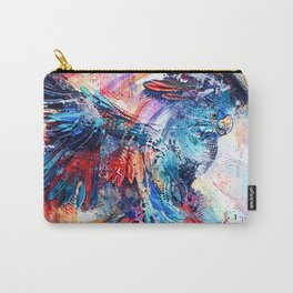 Cockatoo circlings Carry-All Pouch