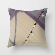 The Story Throw Pillow