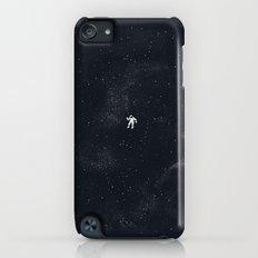Gravity - Dark Blue iPod touch Slim Case