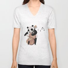 Mr. Paws Unisex V-Neck