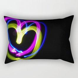 Hearts Rectangular Pillow