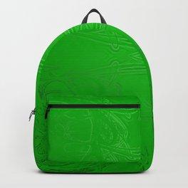 Pattern on meadow ... Backpack