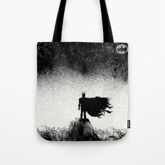BRUCE WAYNE RISES  Tote Bag