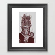 Franz Joseph Hulihee Framed Art Print