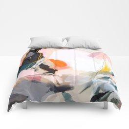apricot dawn Comforters