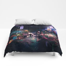 Blues of the Night Comforters