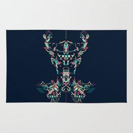 Space Viking Rug