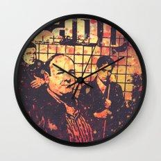 The Sopranos (in memory of James Gandolfini) Wall Clock
