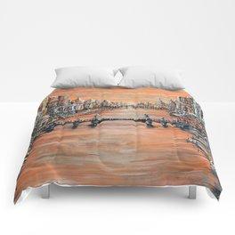 Bridges of Dreams (Soyno dei Ponticelli) Comforters