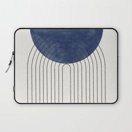 Blue Perfect Balance Laptop Sleeve